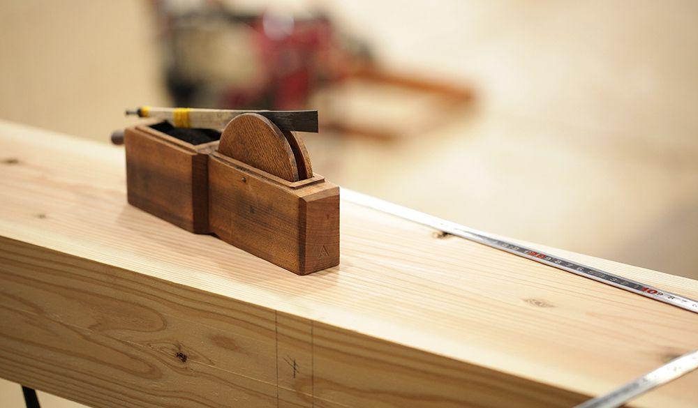 日本に伝わってきた木造建築で頑丈な作りの設計